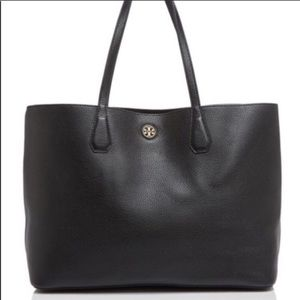 Tory Burch Black Perry Tote
